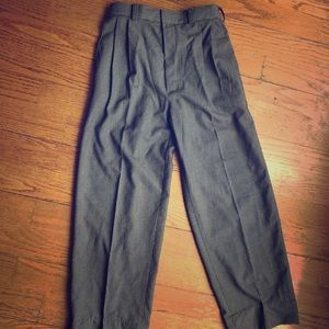 🔥2 for $25 High Waisted cropped vintage pants